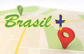 LOCALIZAÇÕES É NA BRASIL +